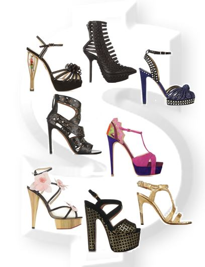 Most Expensive High Heel Sandals