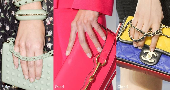 Spring 2013 Runway Trend- Nails Au Naturel