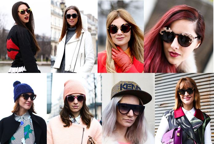 Spring 2013 Trend- Statement Sunglasses
