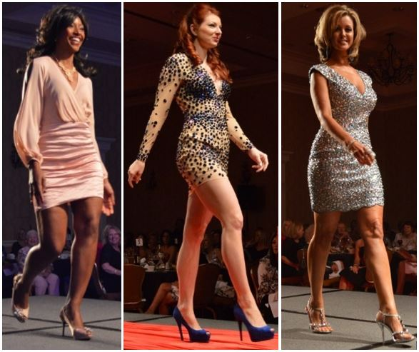 StarPower Short Dresses