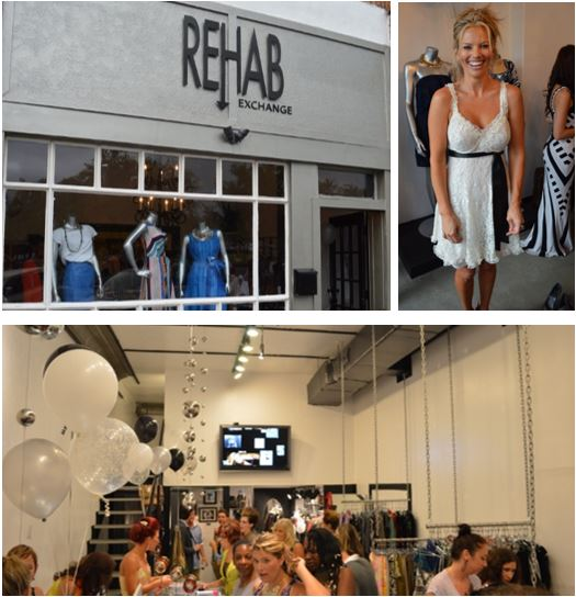Rehab Collage-Storefront Inside