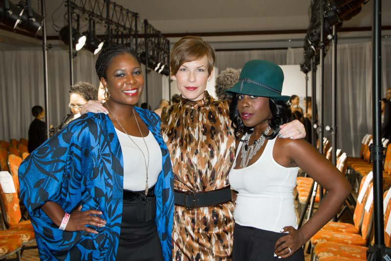 Haute 2014-Me and Bloggers