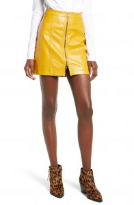 Moon River Yellow Skirt Nordstrom